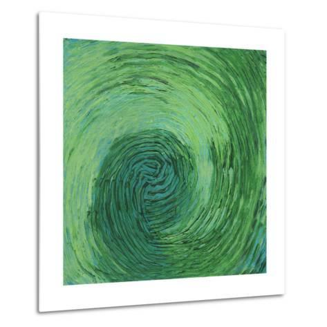 Green Earth II-Charles McMullen-Metal Print