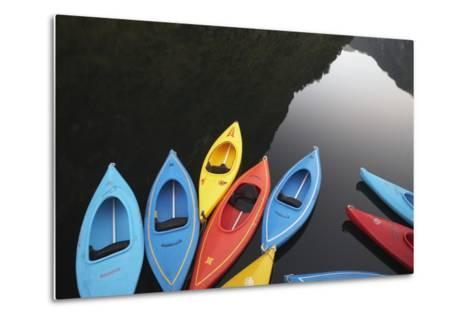 Kayaks-Paul Souders-Metal Print