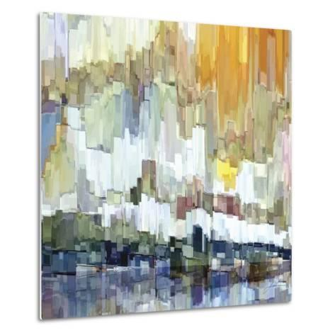 Glacier Bay II-James Burghardt-Metal Print