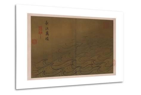 Water-Ma Yuan-Metal Print