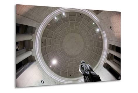 Jefferson Memorial, Washington, DC-Paul Souders-Metal Print