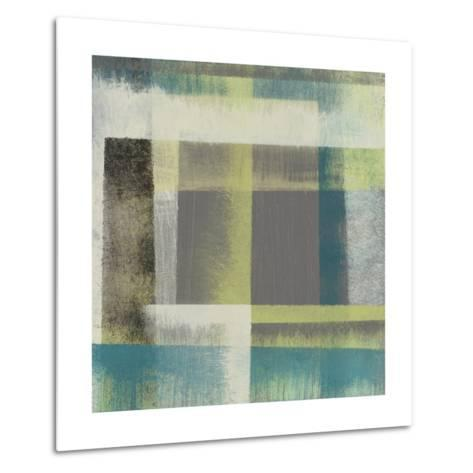 Overspray II-Jennifer Goldberger-Metal Print