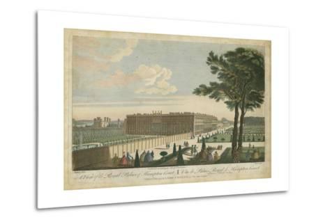 Hampton Court--Metal Print