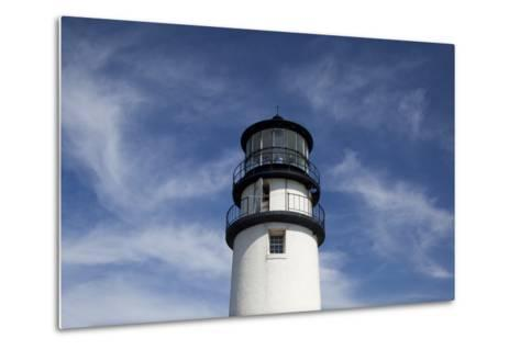 Highland Lighthouse, Cape Cod, Massachusetts-Paul Souders-Metal Print