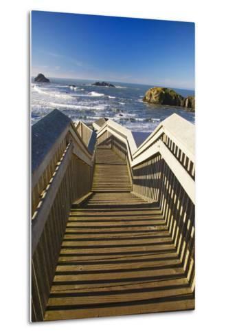 Bandon Beach, Oregon, USA-Craig Tuttle-Metal Print