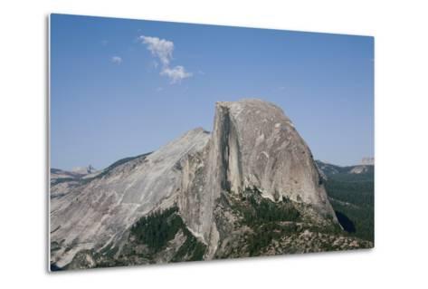 Half Dome from Glacier Point, Yosemite National Park, California, Usa-Jean Brooks-Metal Print