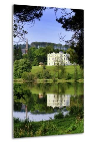Hope Castle or Castle Blaney in County Monaghan, Ireland-Chris Hill-Metal Print