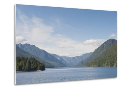 Inside Passage, British Columbia, Canada, North America-Michael DeFreitas-Metal Print