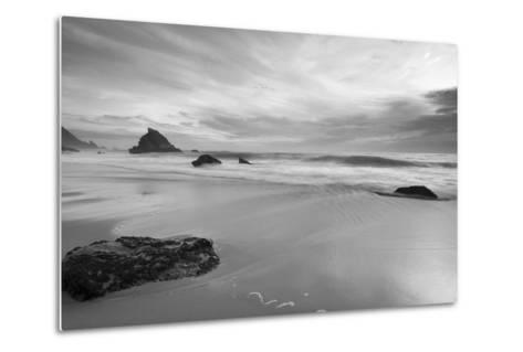 Beachview--Metal Print