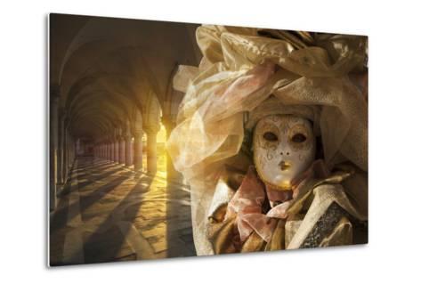 Venice, UNESCO World Heritage Site, Veneto, Italy, Europe-Angelo Cavalli-Metal Print