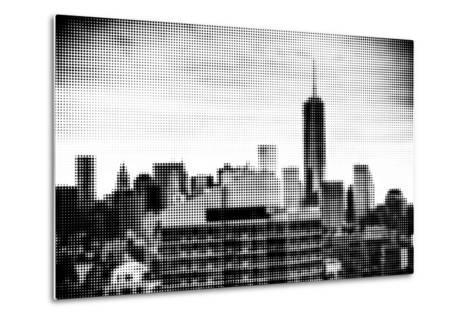 Pixels Print Series-Philippe Hugonnard-Metal Print