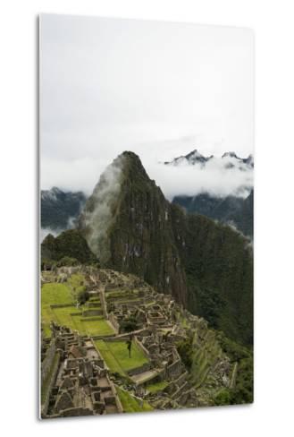Machu Picchu, UNESCO World Heritage Site, the Sacred Valley, Peru, South America-Ben Pipe-Metal Print