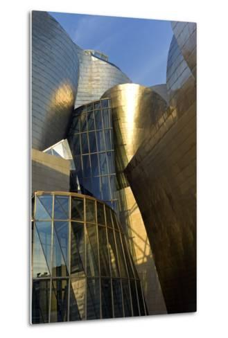 The Guggenheim Museum in Bilbao-Tino Soriano-Metal Print