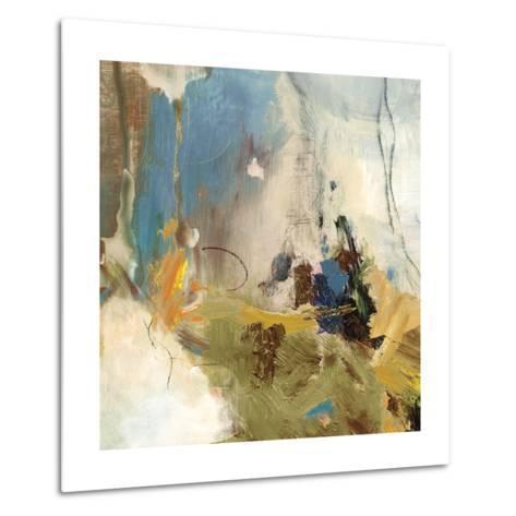 Crashing Waves I-Sloane Addison ?-Metal Print