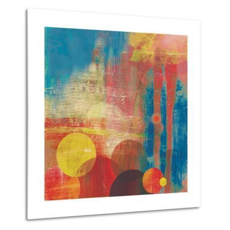 Big Lights-Andrew Michaels-Metal Print