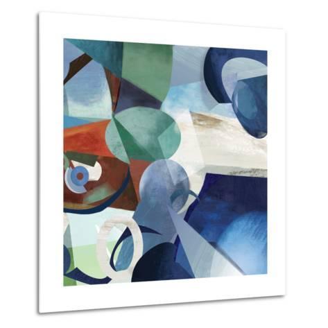 Prism II-Sloane Addison ?-Metal Print