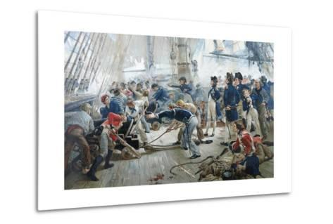 Color Lithograph-Orford Smith-Metal Print