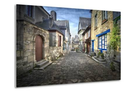 Vitr? in Brittany-Philippe Manguin-Metal Print