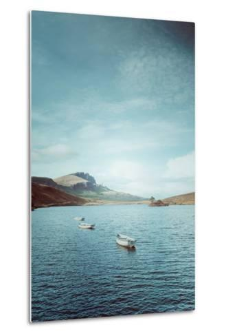 New Blue Day in Scotland-Philippe Sainte-Laudy-Metal Print