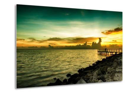 Sunset Sun Dream-Philippe Hugonnard-Metal Print