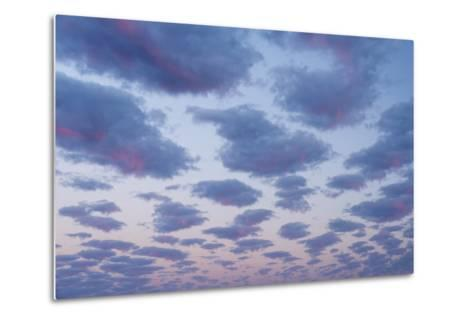 Clouds over Port Lincoln, South Australia at Sunrise-Michael Melford-Metal Print