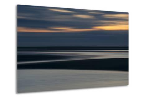 Rock Harbor, Orleans, Cape Cod at Sunset-Michael Melford-Metal Print