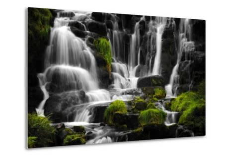The Sound of Water-Philippe Sainte-Laudy-Metal Print