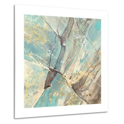 Blue Water II-Albena Hristova-Metal Print