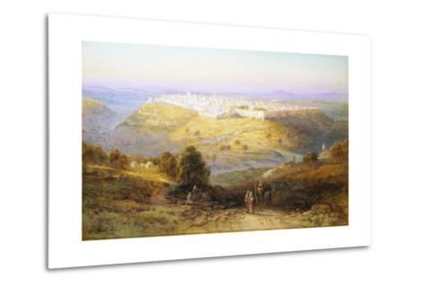 Jerusalem the Golden (Israel)-Samuel Lawson Booth-Metal Print