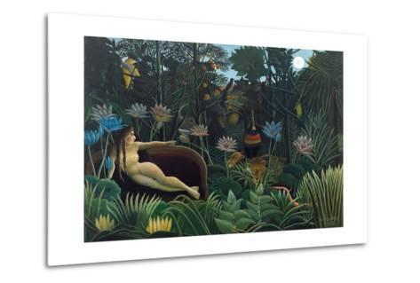 The Dream-Henri Rousseau-Metal Print