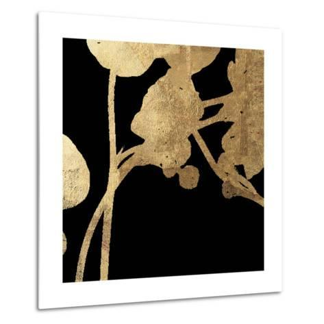Gilded I-Sloane Addison ?-Metal Print