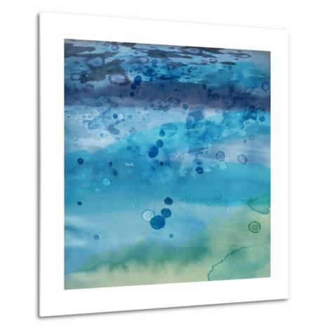 Into the Deep II-Sloane Addison ?-Metal Print