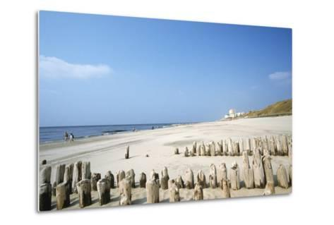 Sylt Beach-Hans Georg Roth-Metal Print