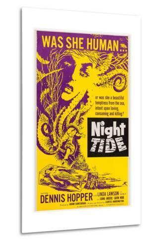 Night Tide, 1961--Metal Print