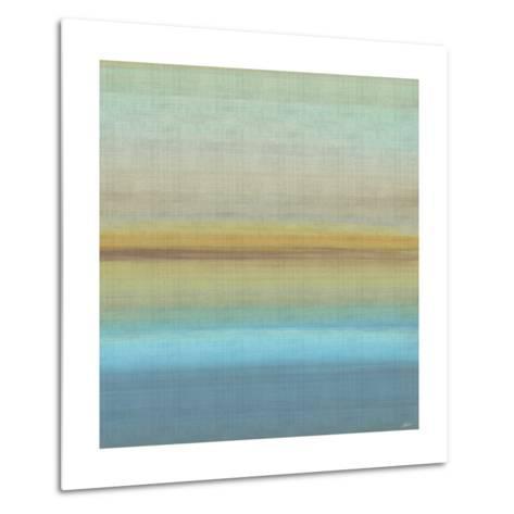 Beach Layers I-John Butler-Metal Print