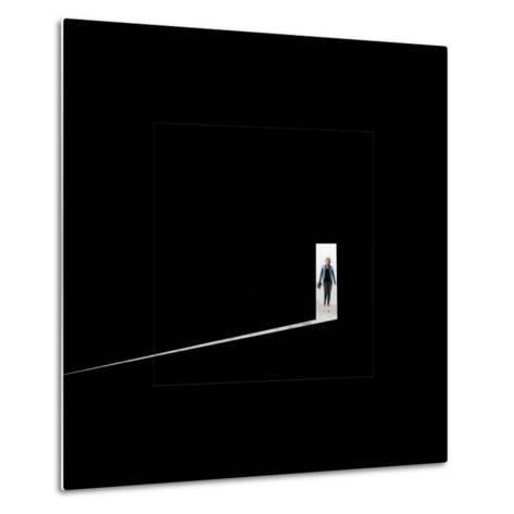 The Unknown Unknown-Gilbert Claes-Metal Print