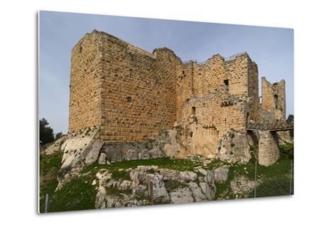 Al-Rabad Castle (Ajloun Castle), 1184-85, Ajloun, Jordan--Metal Print