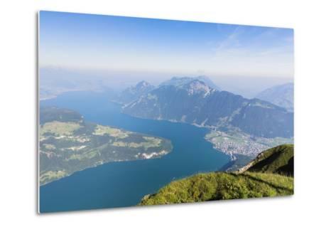Lake Lucerne-Frank Lukasseck-Metal Print