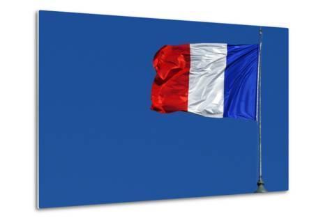 French Flag-Hans Peter Merten-Metal Print