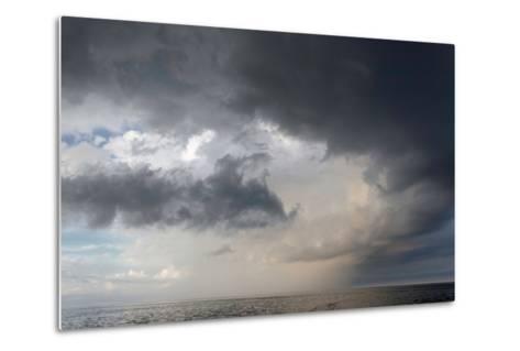 Storm Clouds over the Atlantic Ocean-Susan Degginger-Metal Print