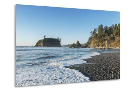 Ruby Beach-Rob Tilley-Metal Print