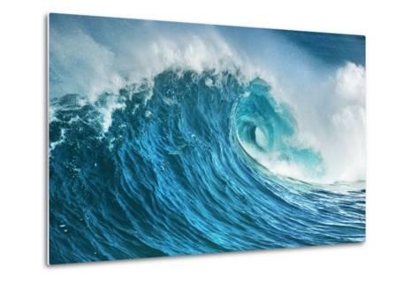 Wave Impression-Frank Krahmer-Metal Print