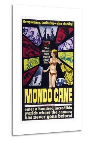 Mondo Cane, 1962--Metal Print