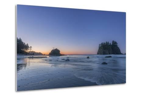 Second Beach Dawn-Rob Tilley-Metal Print