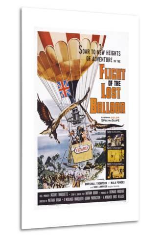 Flight of the Lost Balloon, 1961--Metal Print