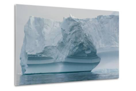 Antarctica. Charlotte Bay. Iceberg-Inger Hogstrom-Metal Print