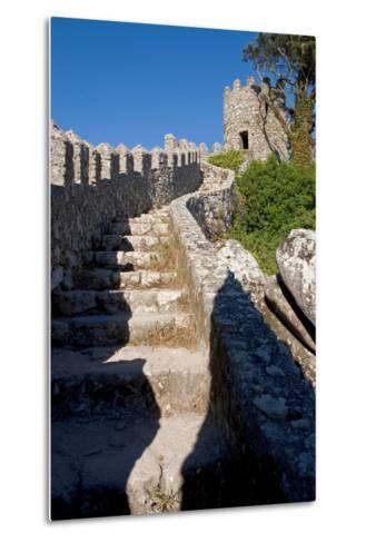 Castelo Dos Mouros, Sintra, Portugal-Susan Degginger-Metal Print