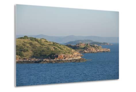 Australia, Kimberly Coast. Indian Ocean View of Kimberly, York Bay-Cindy Miller Hopkins-Metal Print