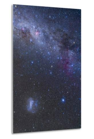 The Southern Sky and Milky Way from Canopus Up to the Carina Nebula-Stocktrek Images-Metal Print