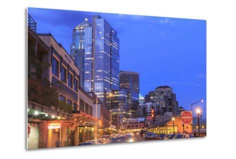 Pike Place Public Market Center, Seattle, Wa, USA-Stuart Westmorland-Metal Print